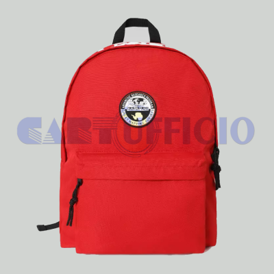 Zaino Napapijri Happy Daypack RE Clover Bright Red/Rosso