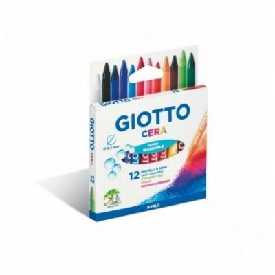Pastelli Giotto Cera da 12 pz