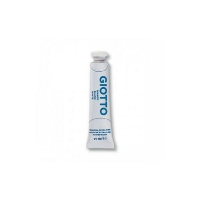 Tempera Giotto Extra Fine Tubetto da 21 ml Bianco 01