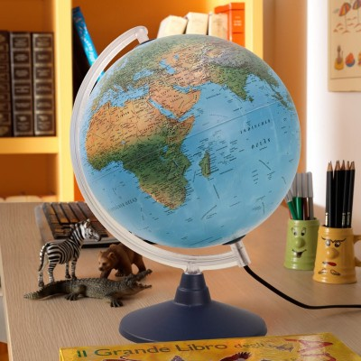 Mappamondo Globo Luminoso Elite Ø 25 cm